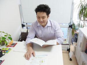 西船橋 マンツーマン英会話レッスン 日本人講師