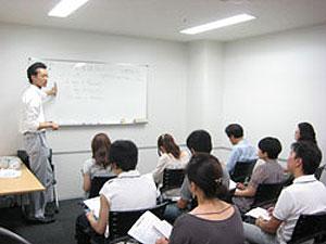 新宿 マンツーマン英会話レッスン 日本人講師