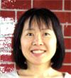 初心者専用と言うところで、ピピっときました(英会話初心者O様)という声をもらった日本人英会話講師の写真