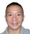 マサアキ先生は、私の希望の通り教えてくださる、とてもいい先生です(英会話初心者M様より)という声をもらった日本人英会話講師の写真