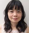 友人がBEGINをやっていると知り体験を受けました(英会話初心者I様)という声をもらった日本人英会話講師の写真