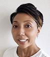 オンラインでマンツーマン英会話を教えているToshiko先生