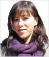 英会話評価:毎週刺激的なレッスンでドキドキしておりますという声をもらった日本人英会話講師の写真