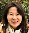 Yumiko先生のレッスン毎週通うのを楽しみにしていますという声をもらった日本人英会話講師の写真