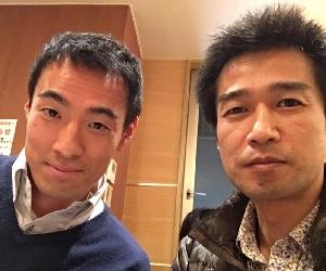 畑様と田村先生