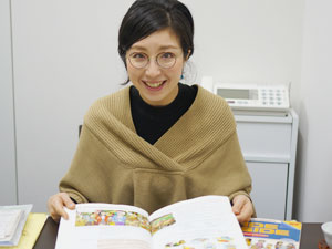 千歳烏山,祖師ヶ谷大蔵,成城学園前 英会話講師 かおる先生