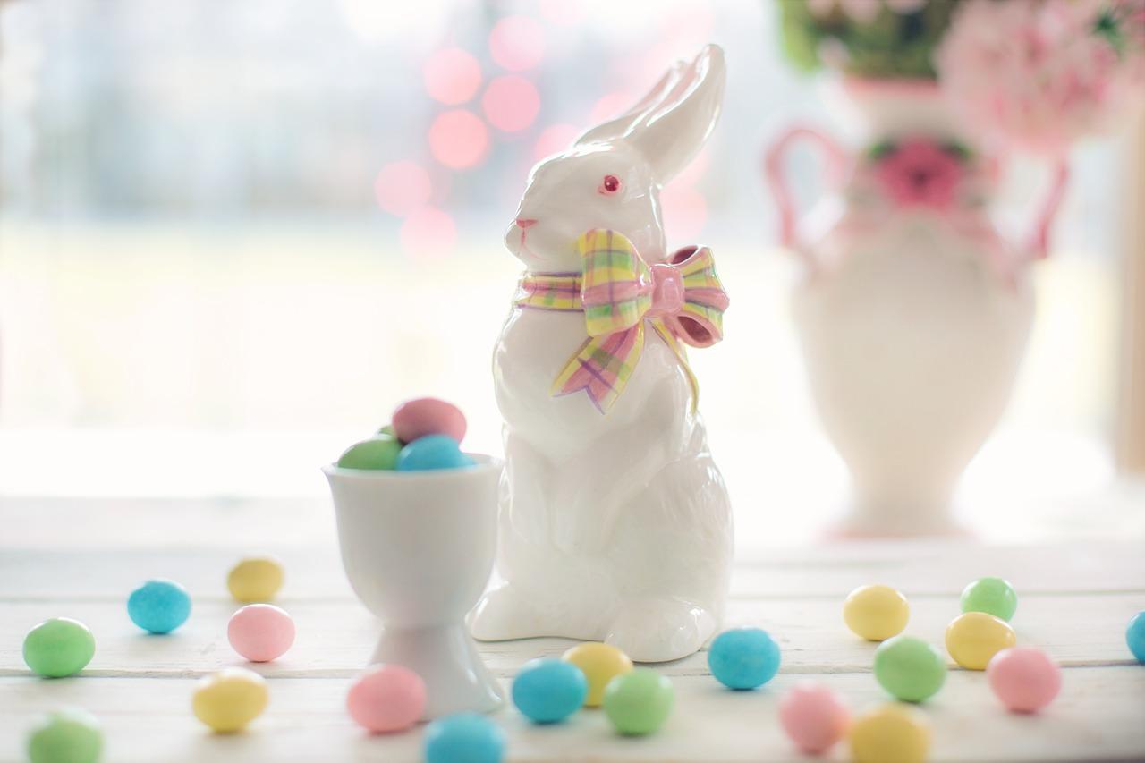 イギリスの春休み、イースター。何故、ウサギ、卵、チョコレート・・・そして、何をするの?