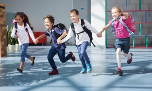 【海外赴任前の子供の英語準備】(中学生)家族でのUAE海外駐在に備えインター入学用の英語学習