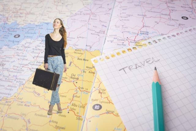 夢は海外旅行を個人で!ひとり旅で!フリープランで!基礎からの旅行英会話レッスン