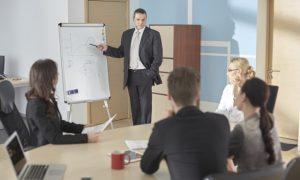 【ビジネス英会話】海外グループ会社と英語での対話力、交渉力をつける英会話レッスン