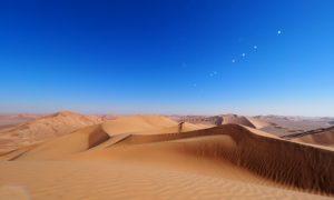 夫の海外駐在で中東UAEに行く妻の英語準備レッスン