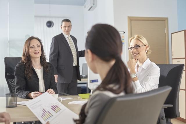 【ビジネス英語入門】外資系で職場に外国人が多い。昇進試験の面接対策をしたい。