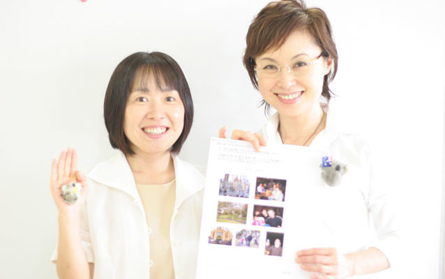 レッスンはプロ日本人講師が担当
