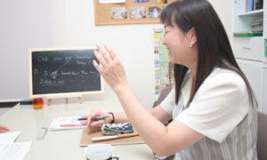 【50代からの英会話@松戸】中学生の息子の外国人先生と英語で連絡ができるようになりたい