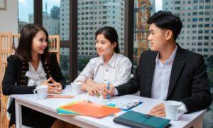 外国人とのビジネスにおける、距離感の取り方