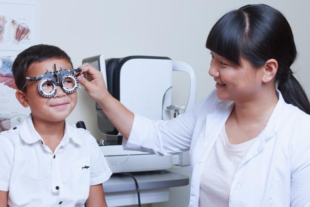 眼科医のための英会話