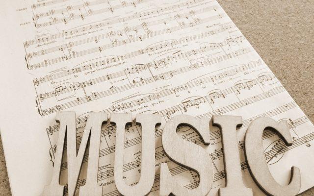 音楽要素を取り入れた英語指導