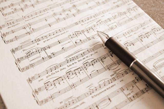 音楽用語の英語