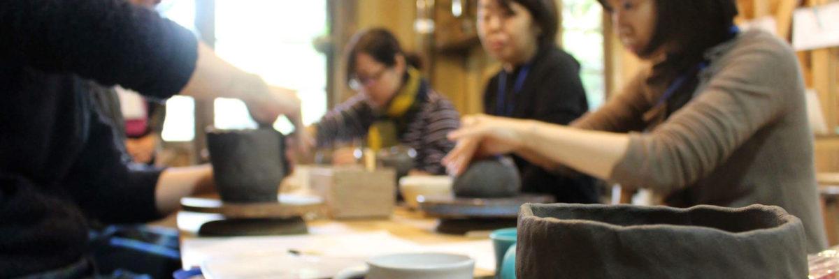 陶芸体験を英語で